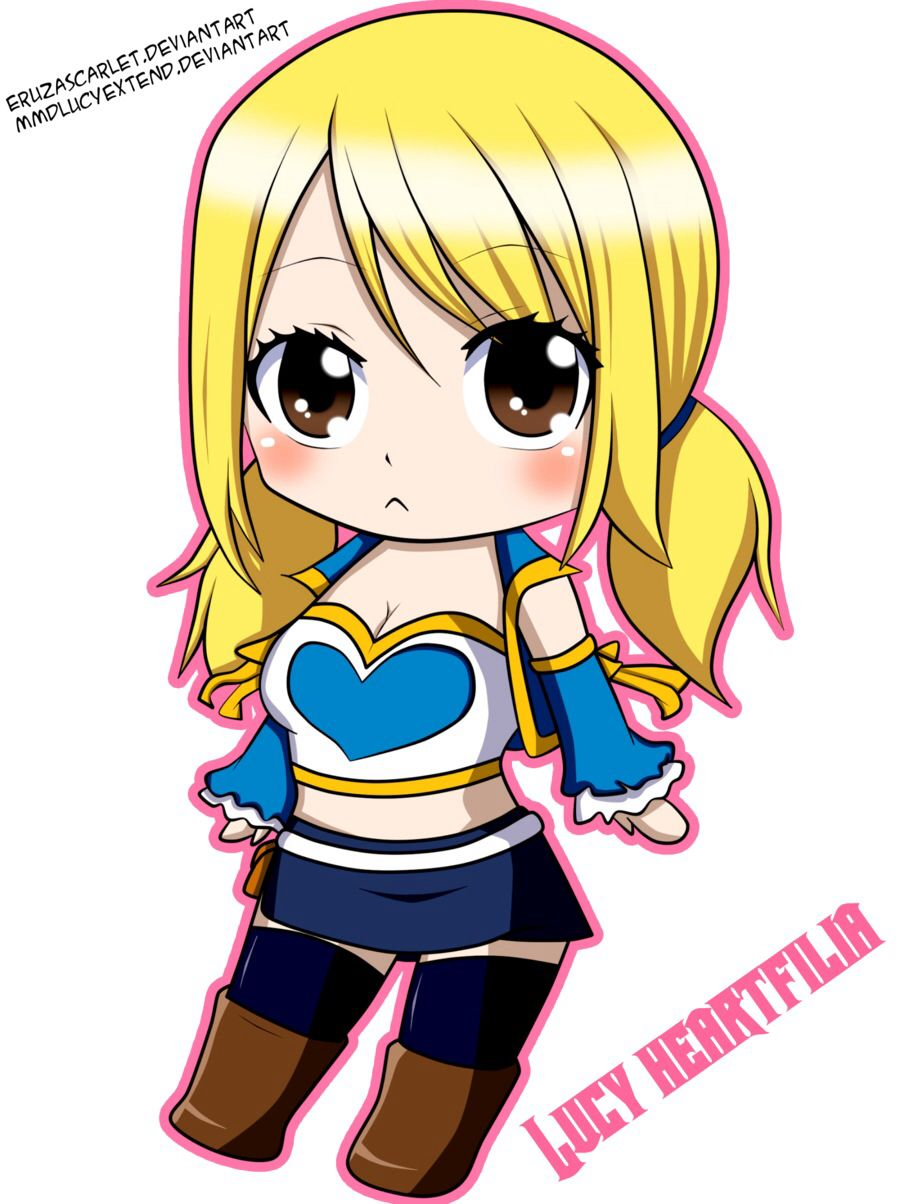 Lucy from fairy tail