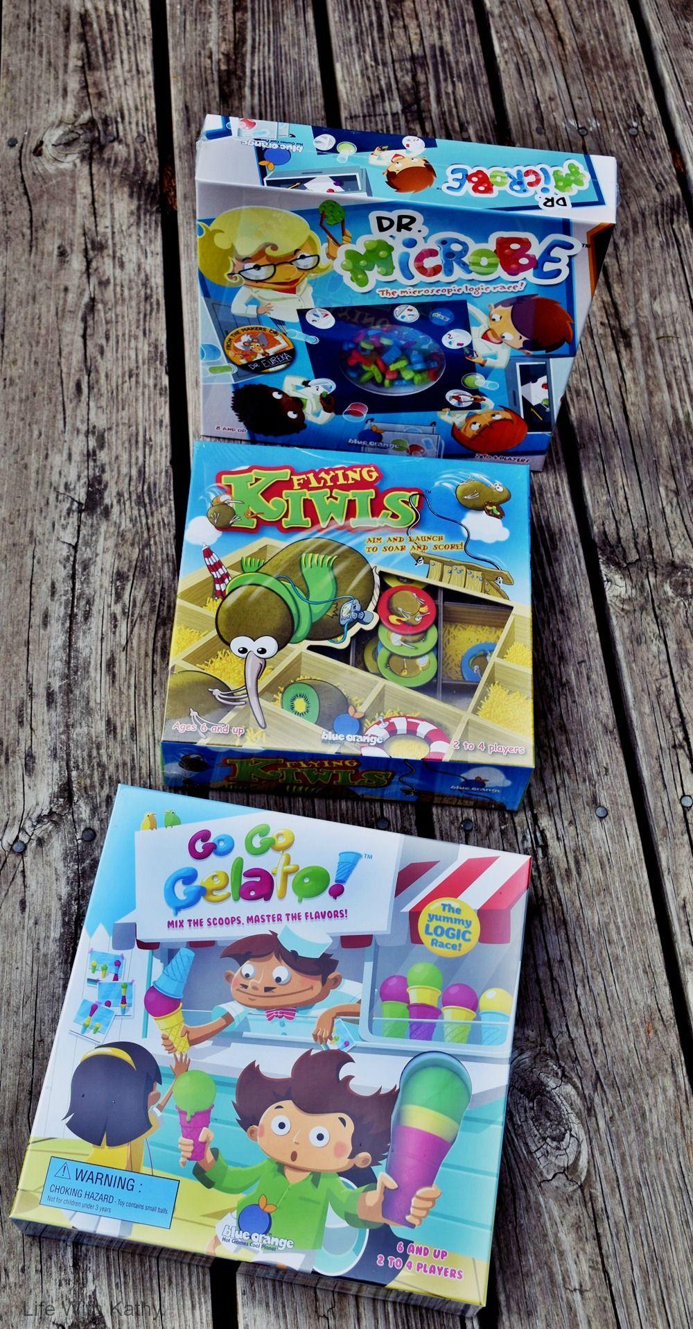Family Fun With Blue Orange Games Orange games, Family
