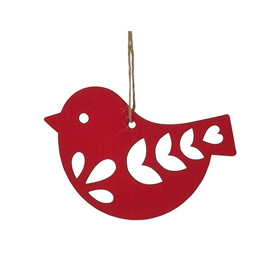 Berry robin cutout hanging decoration from wilko traditional berry robin cutout hanging decoration from wilko traditional olcbikiz solutioingenieria Gallery