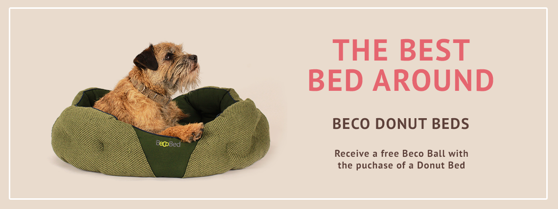 Beco Bed Promo Donut Bed Cool Beds Pets