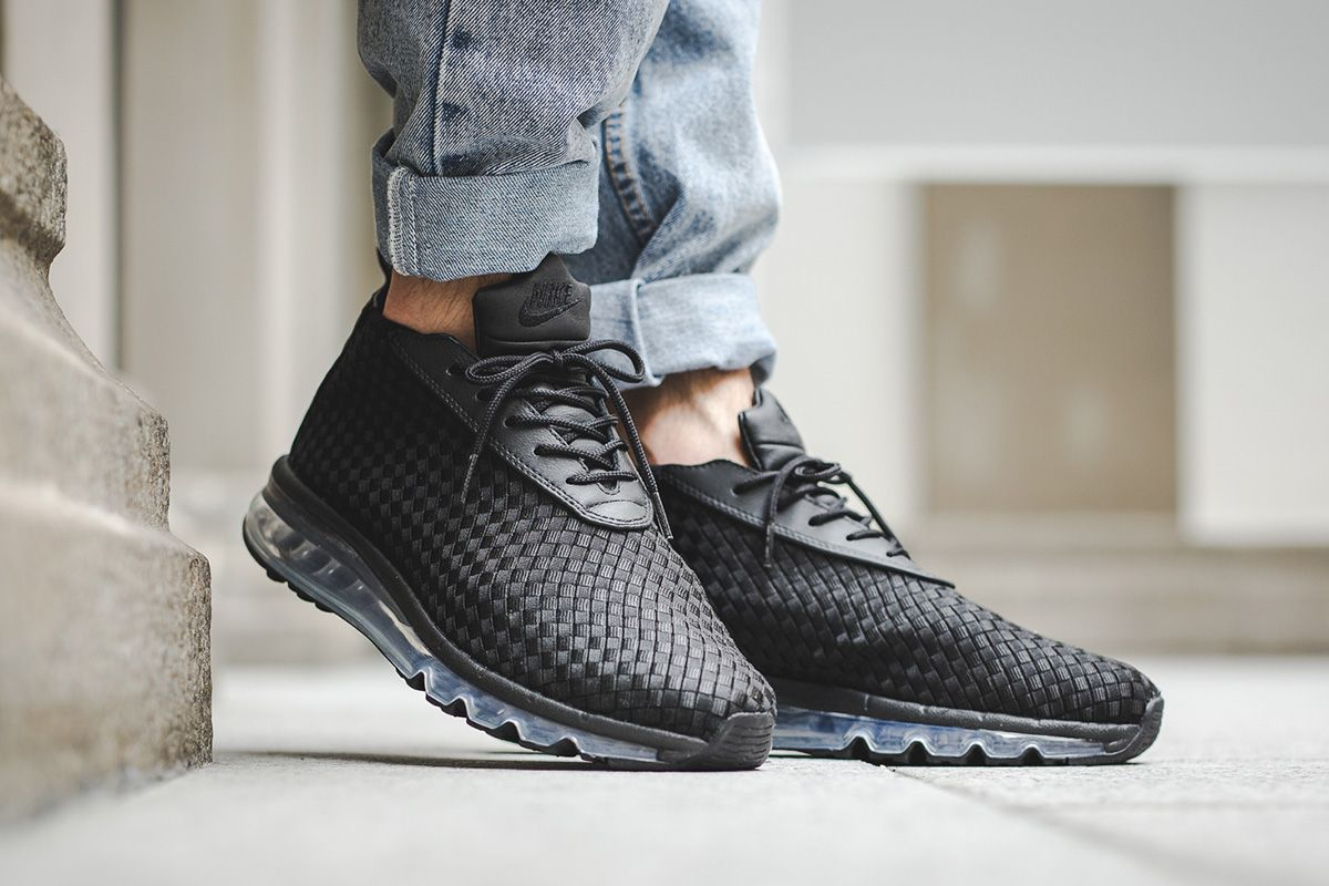 nikes air max woven boot leads the journey towards air max day make way for visible comfort.