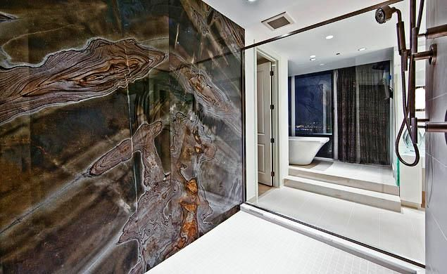 Photo of the real Escala penthouse- appearance is similar to how it is described in  E.L. James's 50 shades trilogy- surprising as the well known author has never actually seen the real Escala Penthouse!