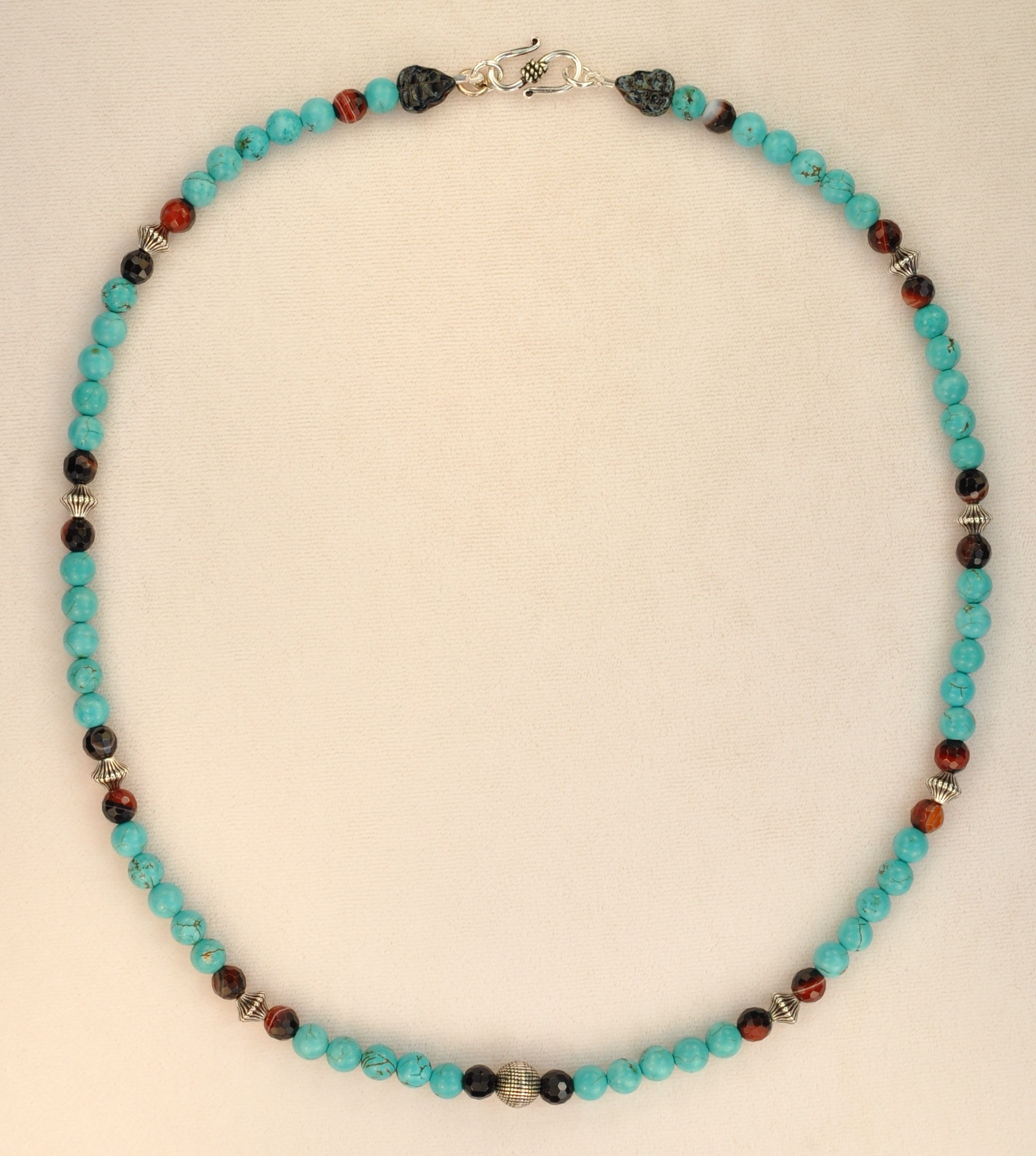 58416016891dd The St Barts Beads St Barts, Beading Projects, Men And Women, Beaded  Necklace