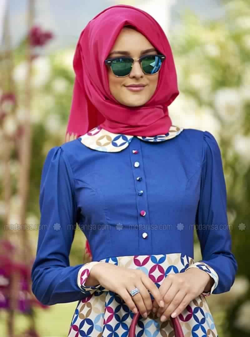 Assez jolie Robe Femme Voilée Chic 2 | Hijabs | Pinterest | Chic, Jolies  BL41