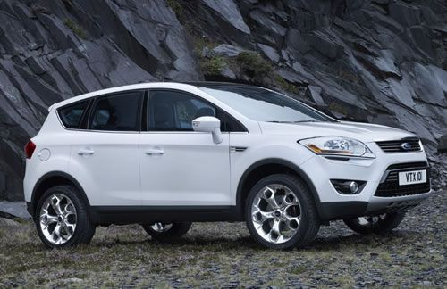 Ford Kuga 20Tdci Zetec 2Wd Contract Hire and Car Lease from - contract for car sale