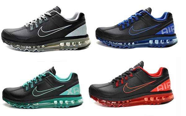 best service 7ad60 9867a  Nike Air Max+Fitsole waffle skin  NBA basketball shoes