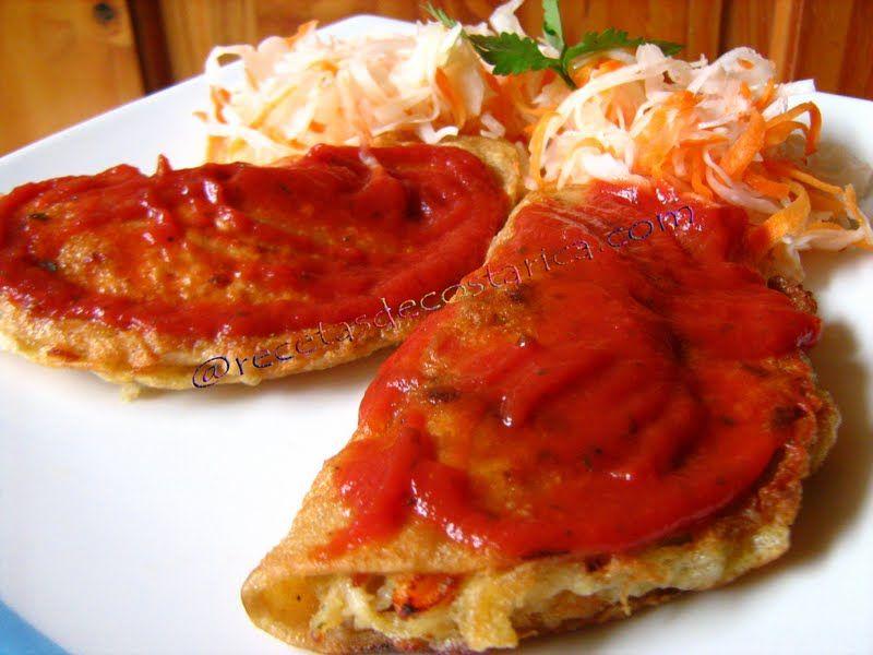 Cocina costarricense chilasquilas comida tica