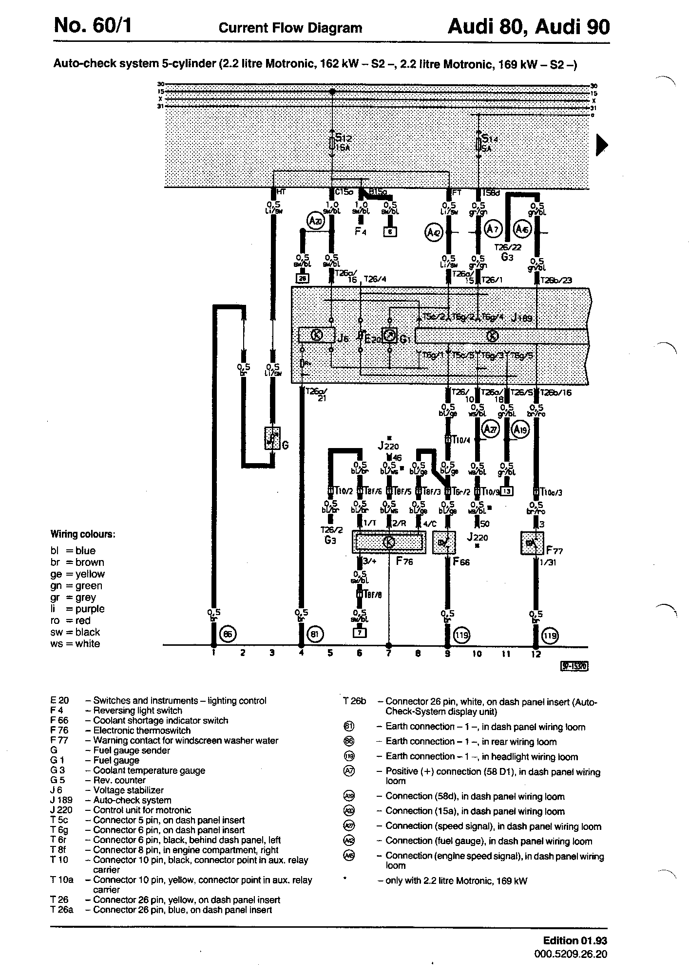 Unique Audi A4 Central Locking Pump Wiring Diagram