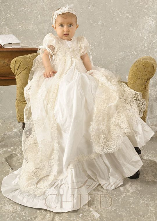 Sophi Christening Gown   Christening Gowns   Pinterest