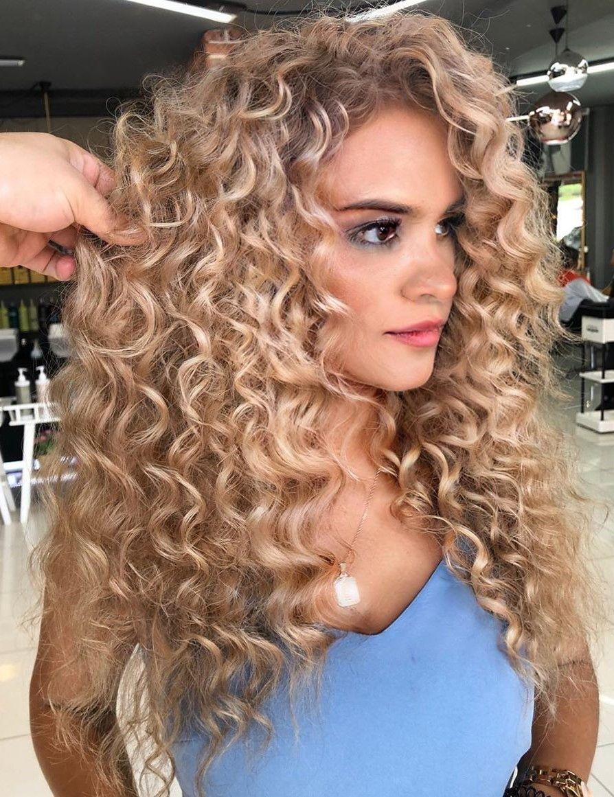 Champagne Blonde Hair Color White Blonde Hair Blonde Curly Hair Natural Pale Blonde Hair