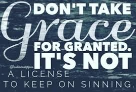 Stop taking God's Grace for granted. | Godly life, Jesus christ quotes