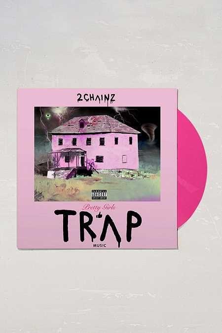 2 Chainz - Pretty Girls Like Trap Music Limited 2XLP   dorm