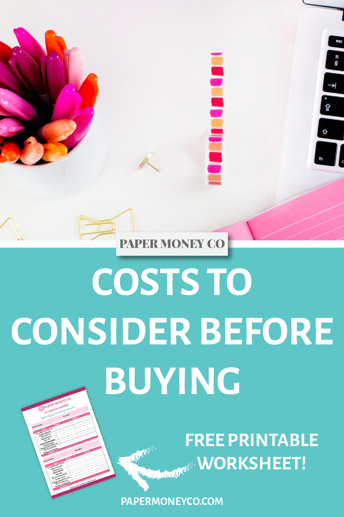 10 Costs To Consider Before Buying Something Expensive In