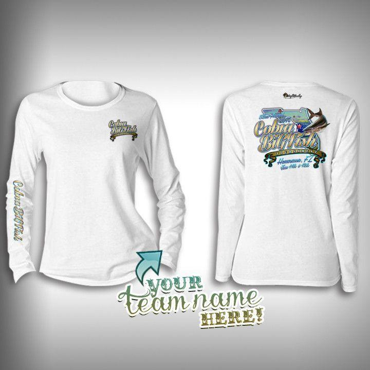 SurfMonkey Fishing Team - performance shirts sJz3r