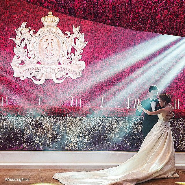 The Imperial Wedding.  Find more of the latest creations on chicplannerbangkok.com  #WeddingPrive #ChicPlanner Privé #ThailandLuxuryWedding