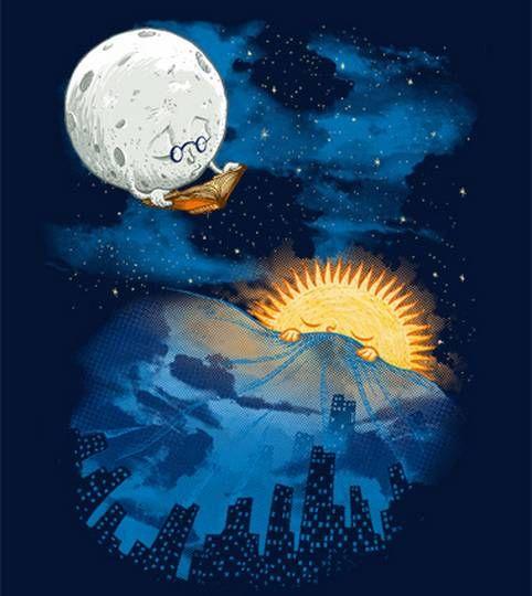 La Luna y el Sol...                                                                                                                                                      More