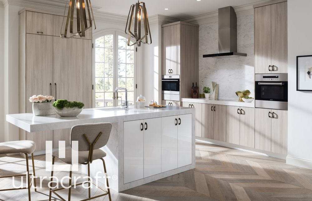Frameless cabinets by UltraCraft Cabinetry. Find a dealer ...