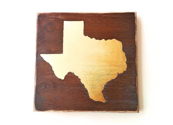 States Wall Decoration States Wood Blocks. by LunarticsHandmade ...