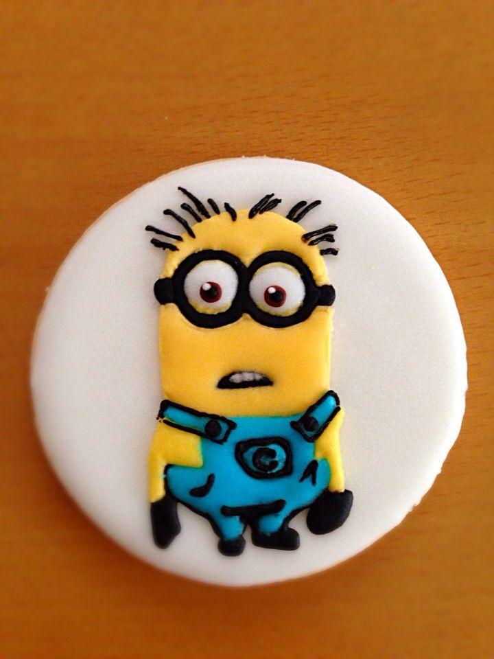 ミニオン♡アイシングクッキー