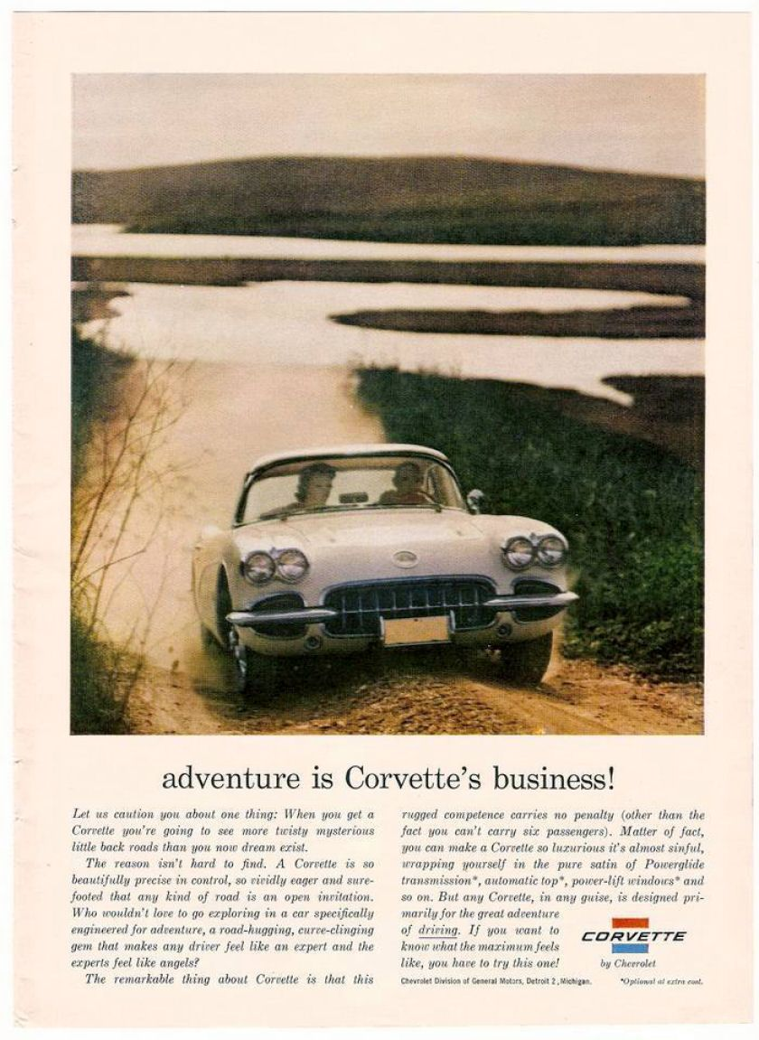 1960 advertisements chevrolet old car ads home old car brochures rh pinterest com Old Chevy Trucks old chevy car manuals online
