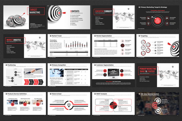 Target Marketing Strategy Ppt  Ppt Template Powerpoint