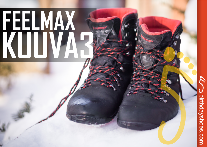 reliable quality 50% off great deals 2017 Feelmax Kuuva 3 Boot Review | Boots, Minimalist shoes, Hiking boots