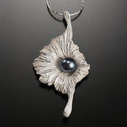Solanum Pendant   Metal clay jewelry, Silver jewelry, Jewelry