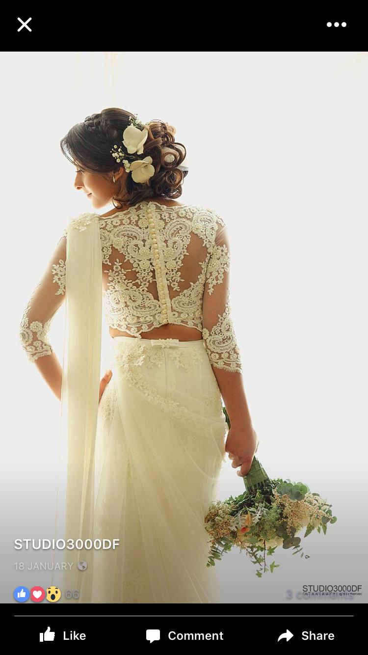 Kerala wedding reception dresses for the bride  Pin by Tharu Kodikara on Happy   Pinterest  Wedding planning