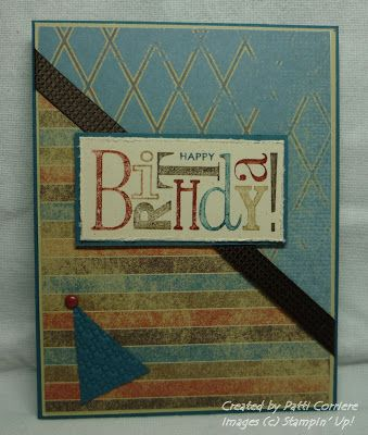 what are you inking?: Stampin Up Products