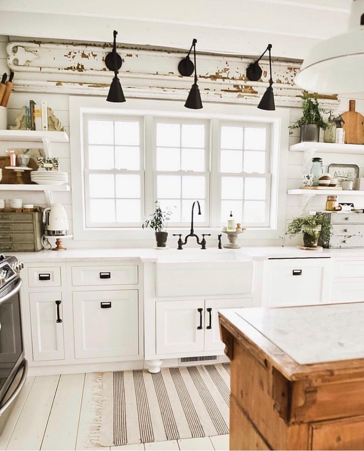 7 Best Kitchen Lighting Ideas Modern Light Fixtures For Home Trendy Farmhouse Kitchen Farmhouse Style Kitchen Farmhouse Kitchen Design