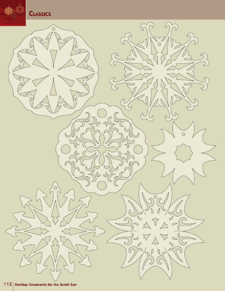 Holiday ornaments for the scroll saw wood pinterest ornament