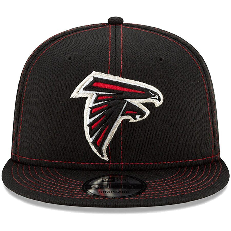 Atlanta Falcons New Era 2019 Nfl Sideline Road Official 9fifty Snapback Adjustable Hat Black In 2020 Atlanta Falcons Falcons Adjustable Hat