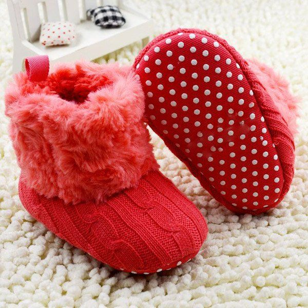 AWESOME BABY BOOTIES!!! 7 Colors to Choose From.  These are knit Cotton with non-slip Soles!  GREAT PRICES!!!   Please Allow 3 to 4 Weeks for Delivery Departmen