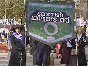 Image result for suffragette banners scotland