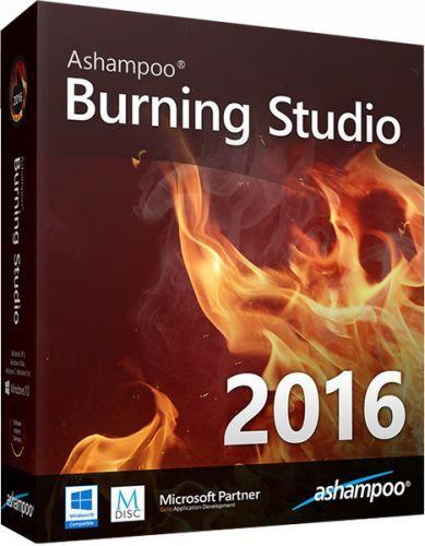 ashampoo burning studio 16 licence key free download