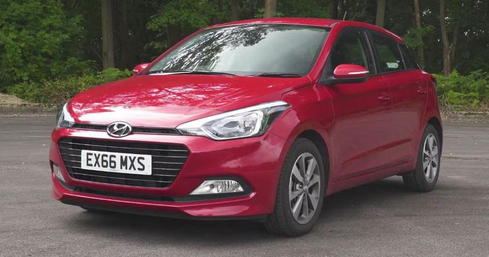 2018 Hyundai I20 Reviewed Likened To Oneplus Smartphones Carscoops Hyundai New Hyundai Wrx