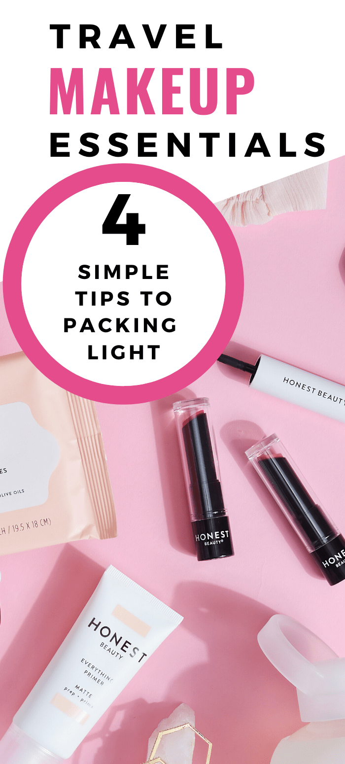 Travel Makeup For When You Only Have Hand Luggage * Beauty