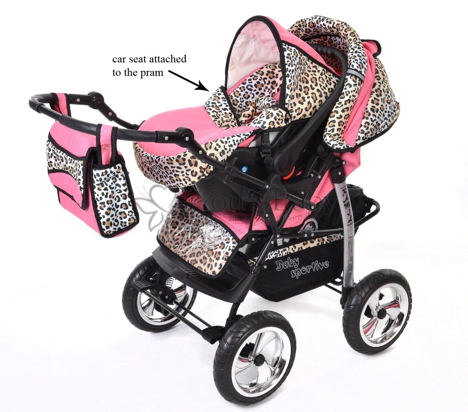 Baby Girl Stroller Carseat Combo Best strollers Awesome