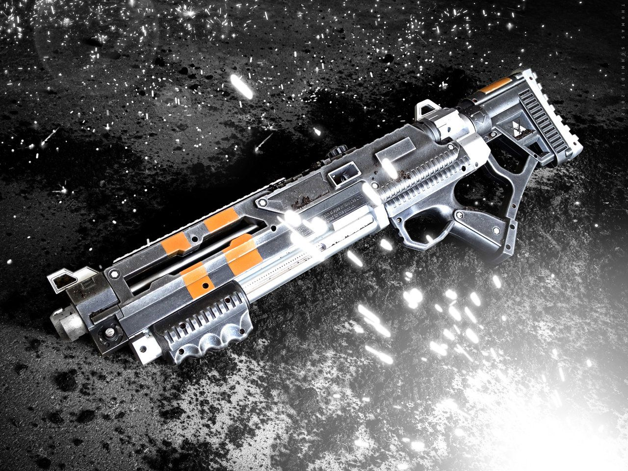Halo+4+Inspired+Shotgun+by+meandmunch.deviantart.com. Modified Nerf GunsHaloShotgunsPhoto  ...
