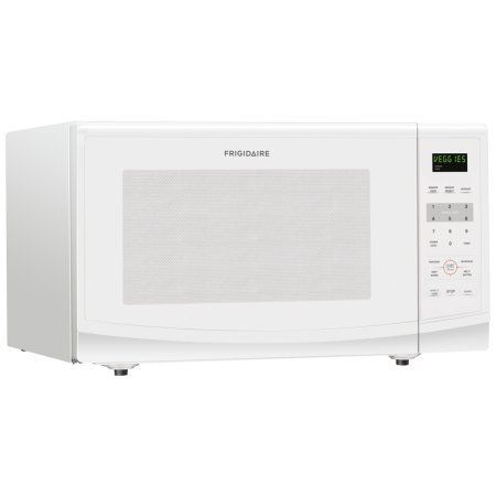 Frigidaire 2 2 Cu Ft 1200w Countertop Microwave Oven White Model