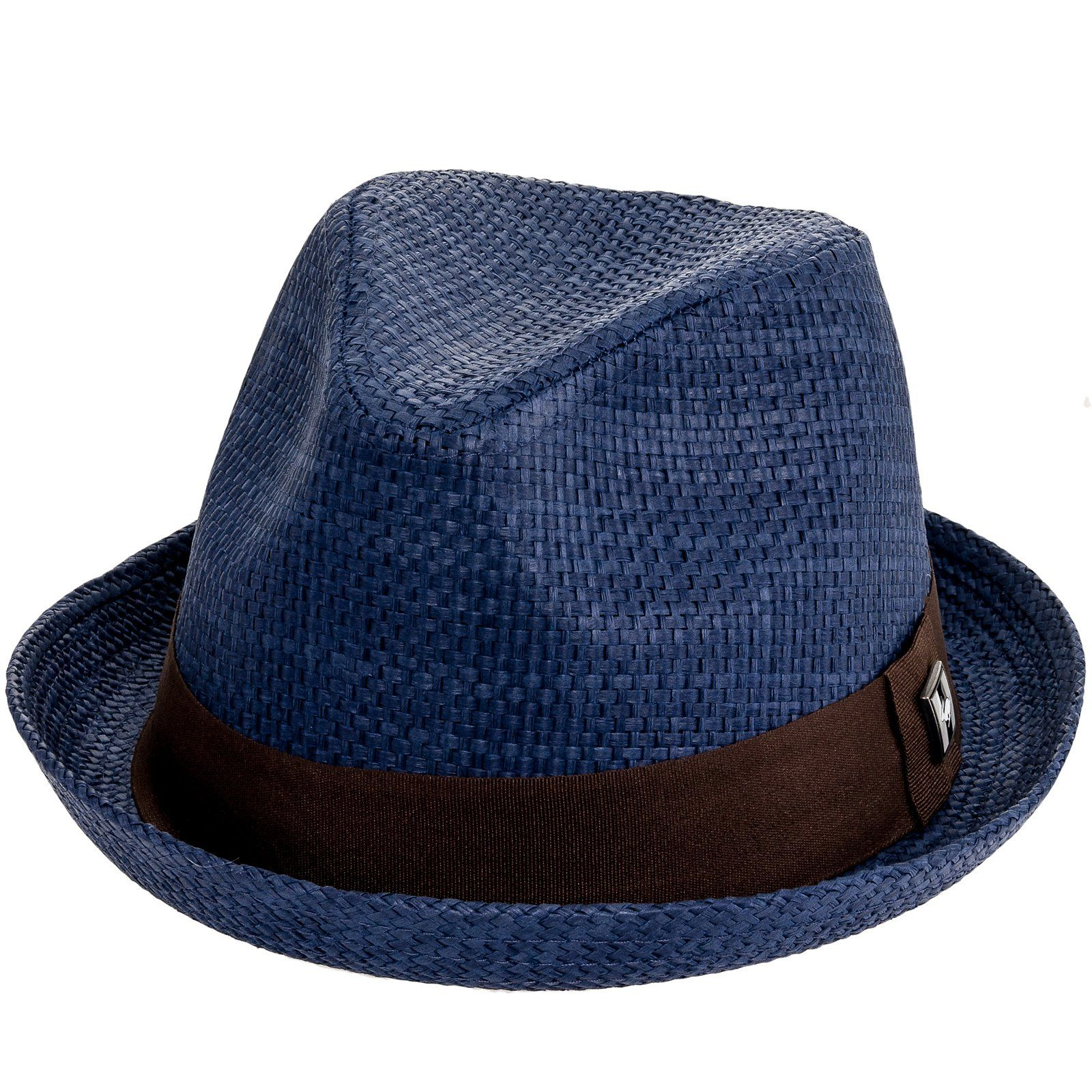 c3402b10a1d083 Peter Grimm Mens Navy Blue Depp Fedora Hat | For the Dome in 2019 ...