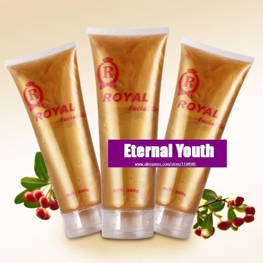 Ouro 24 K eterna de Gel de o os Anti envelhecimento endurecimento Lifting Facial de Gel Anti rugas 300 g alishoppbrasil