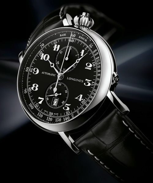 Longines Avigation Mono-Pusher Chronograph Type A-7