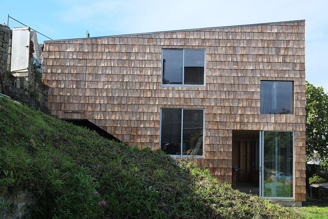 Maisons KER  PO architectes maisons Pinterest - fenetre pour maison passive