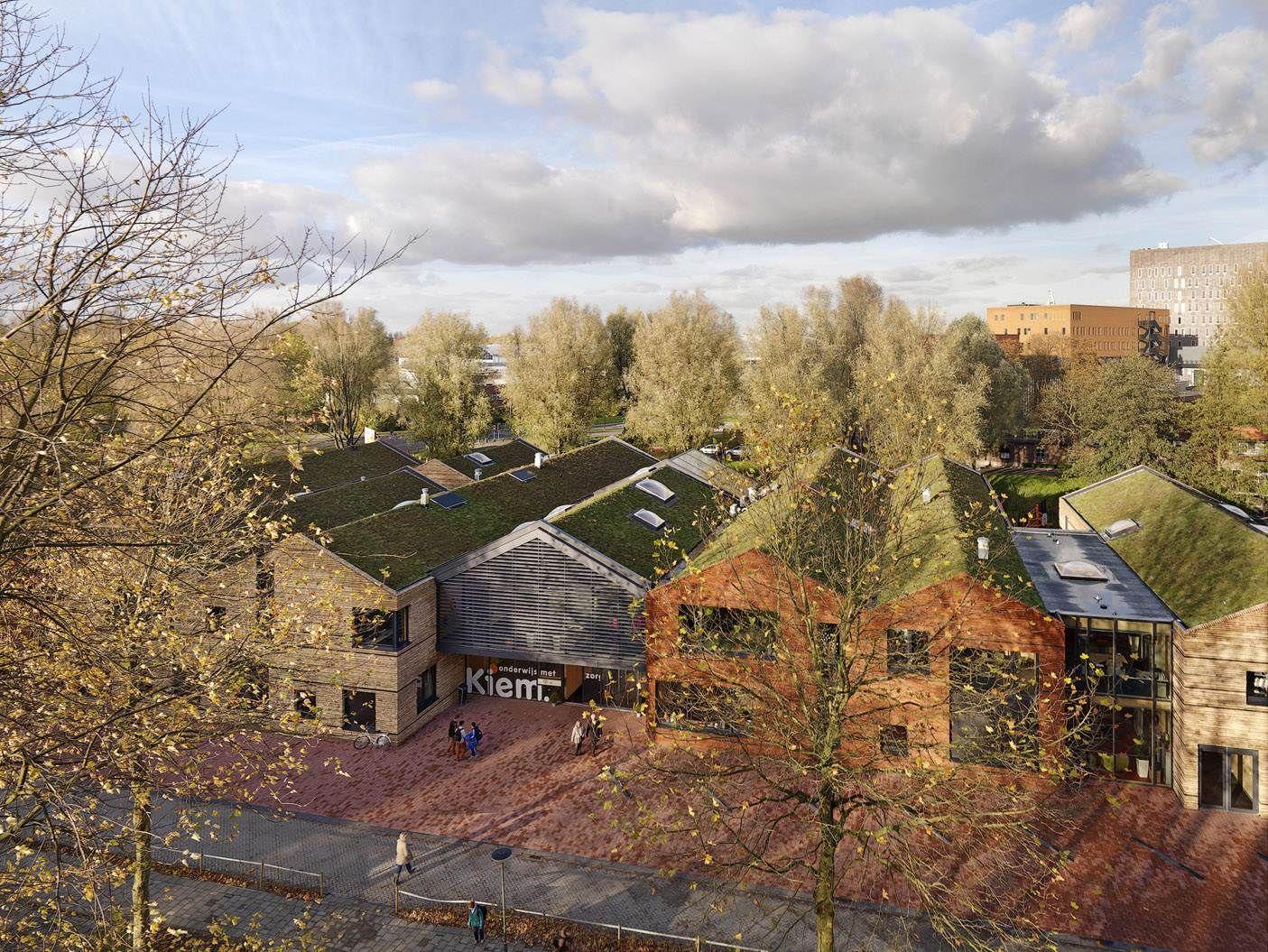 Kiem Special Care School Architecture project