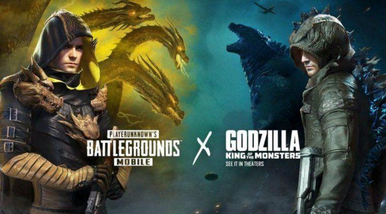 تتزيل أحدث إصدار Pubg Mobile 0 13 0 Godzilla Godzilla Wallpaper Avatar Images
