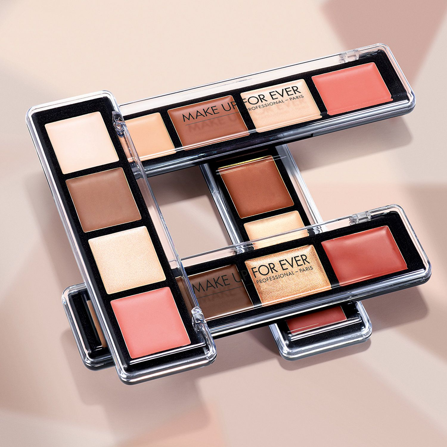 MAKE UP FOR EVER Pro Sculpting Face Palette, new for