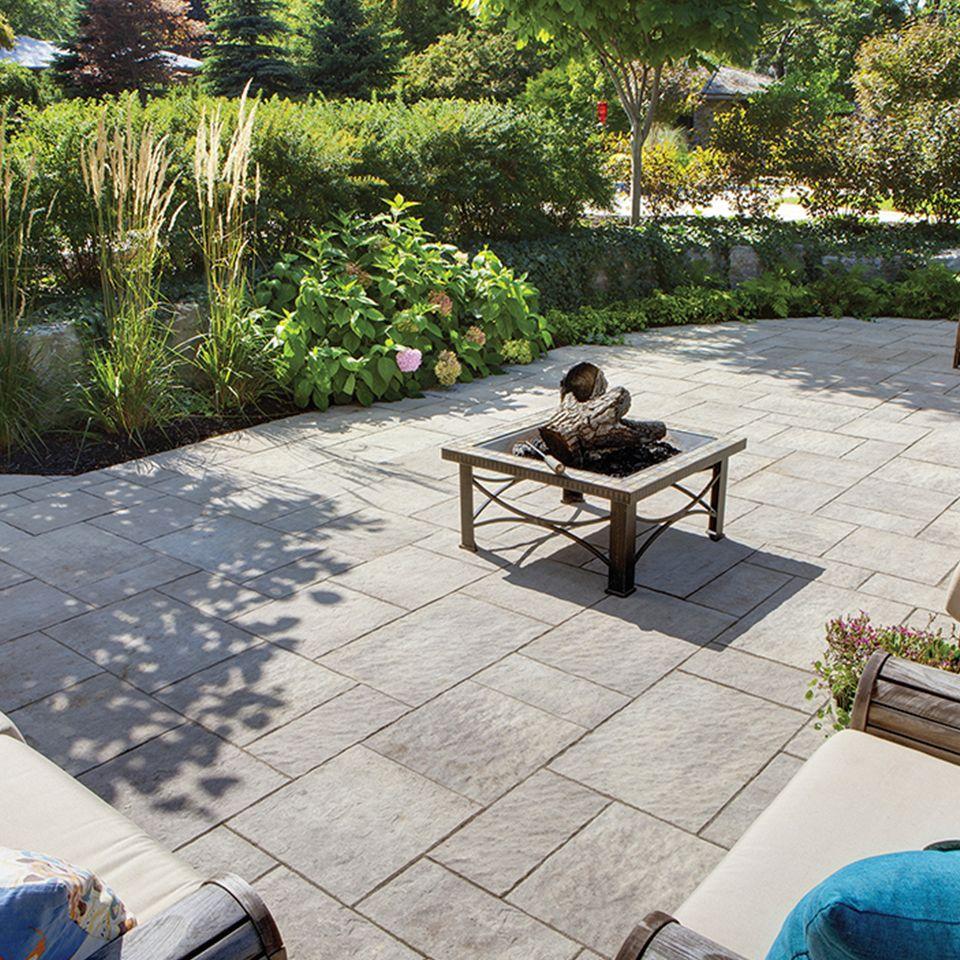 Poolside Landscape Project Application Using Rialto Pavers Color Rialto Milano By Oaks Landscape Pr Pavers Backyard Patio Garden Design Outdoor Patio Pavers