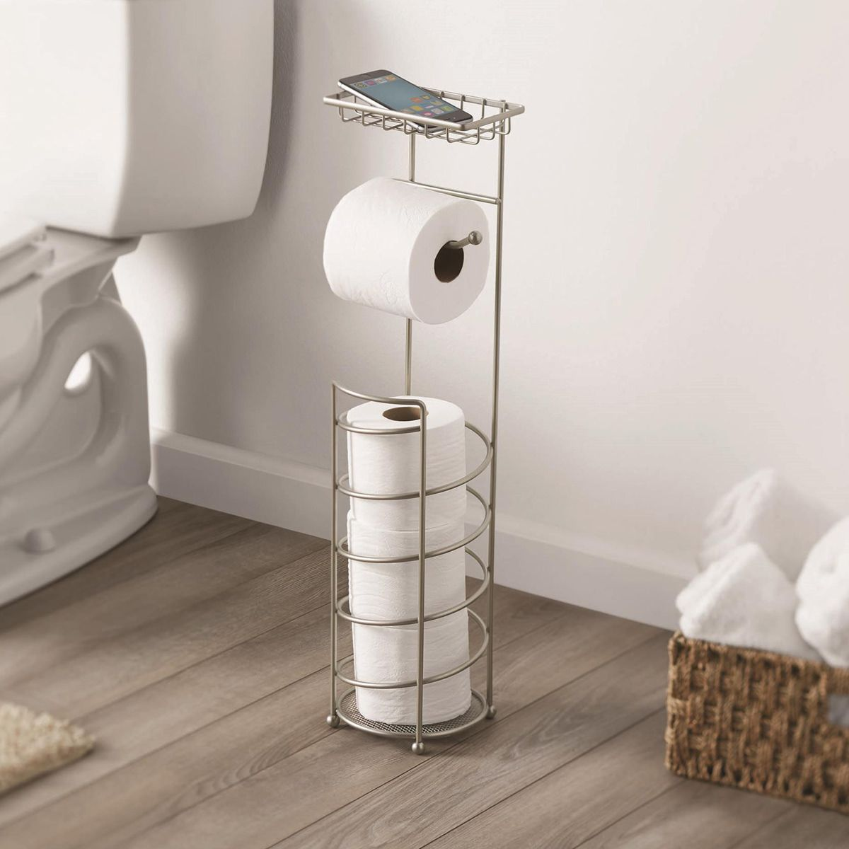 Home Improvement Toilet Paper Toilet Paper Stand Bronze Toilet Paper Holder