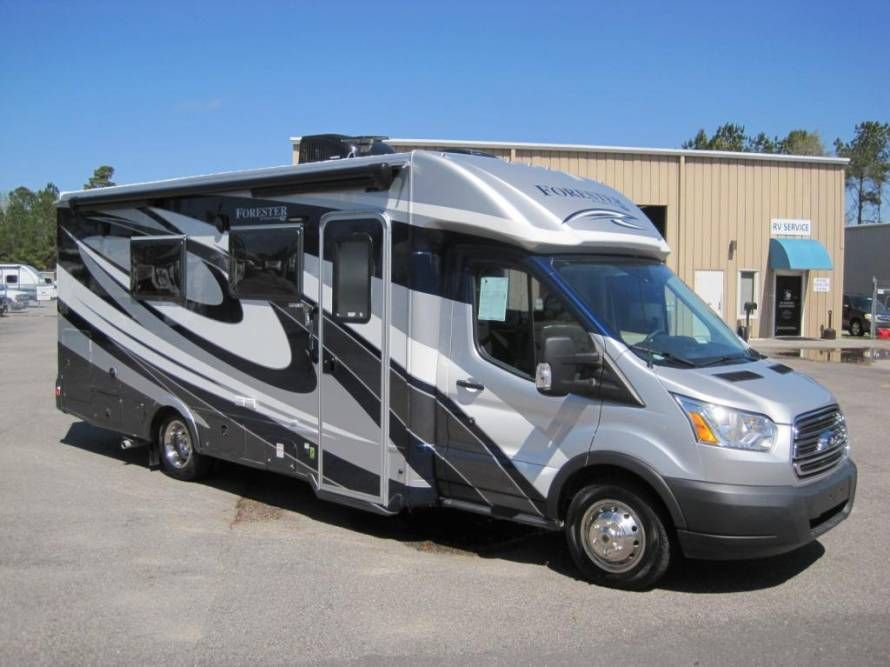 2018 FOREST RIVER FORESTER TS 2371 (CLASS B PLUS) Forest